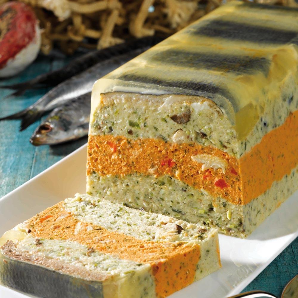 seafood terrines & pâtés 1