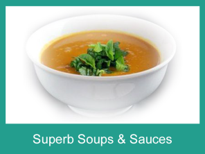 Seafood Soups and Sauces