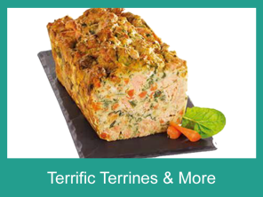 terrific terrines and more