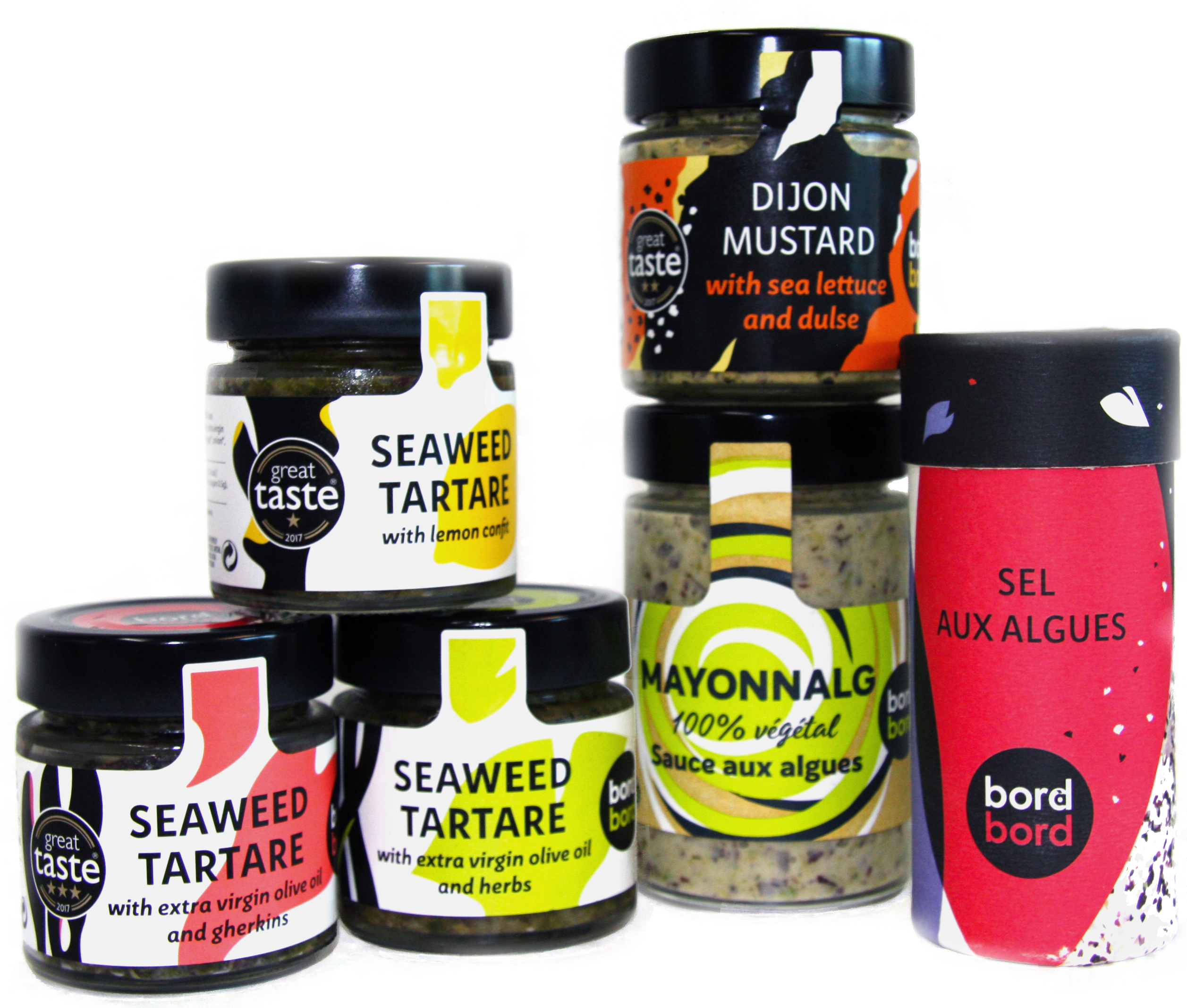 Buy Edible Organic Seaweeds Online | Edible Seaweed UK Supplier